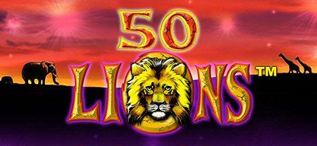 Slot 50 Lions