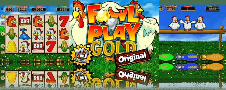 Fowl Play Gold Online Gratis
