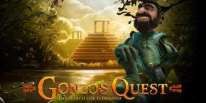 Gonzo's Quest gratis