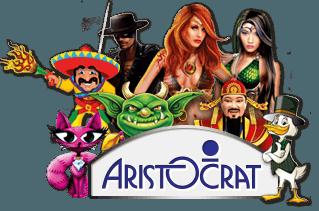 Giochi slot Aristocrat