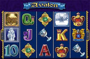 Slot Avalon gratis