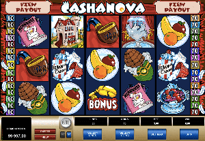 slot Cashanova gratis