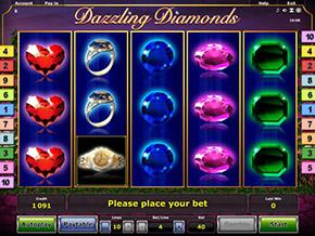 Slot Dazzling Diamond