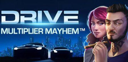 Drive Mayhem
