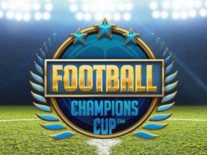 Slot Machine Online Football Champions Cup Gratis