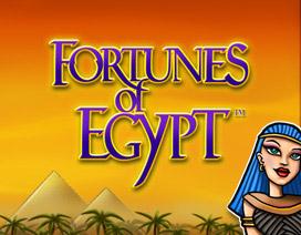 Slot Fortune Of Egypt online