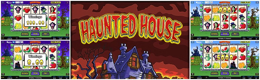 Slot Haunted House WMG