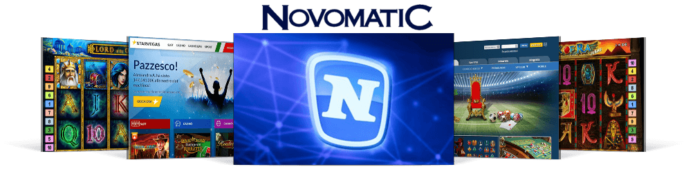 Slot Novomatic online