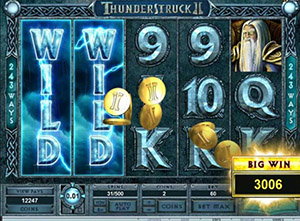 slot Thunderstruck 2 gratis