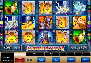 Slot Thunderstruck