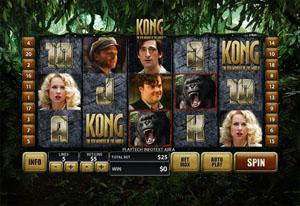 Slot Kong Gratis