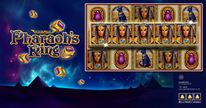 slot Pharaoh's Ring