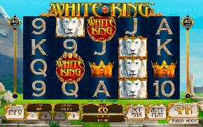 slot White King gratis