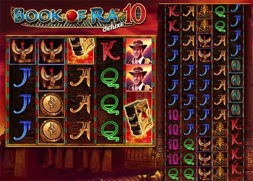 Slot Book Of Ra 10 Online