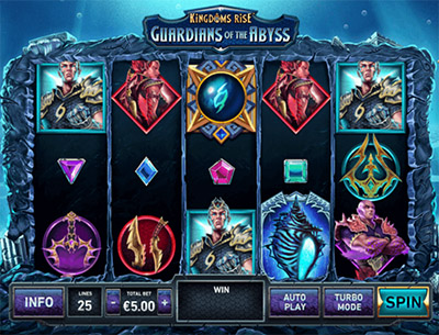Slot Guardian Of The Abyss Bonus