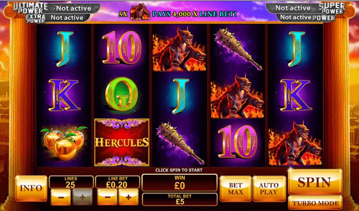 Slot Prince of Olympus gratis