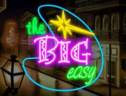 Slot The Big Easy Gratis