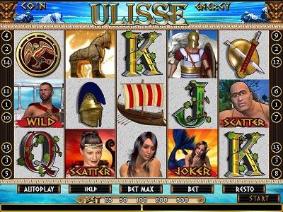 Slot Ulisse gratis online