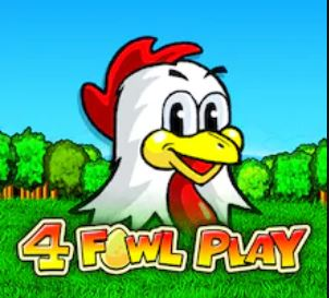 Gioco Slot 4 Fowl Play Gold