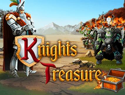 Il gioco slot Knights Treasure gratis