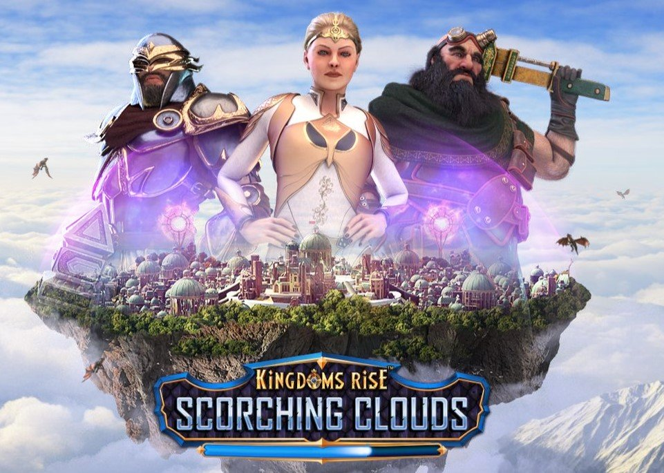 Slot Scorching Clouds online