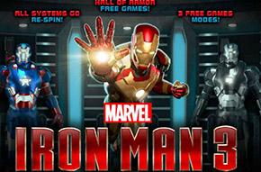 Slot Iron Man 3