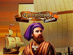 Slot Columbus Deluxe