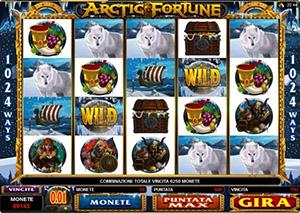slot Arctic Fortune gratis