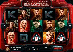 Slot Machine Battlestar Galactica Gratis