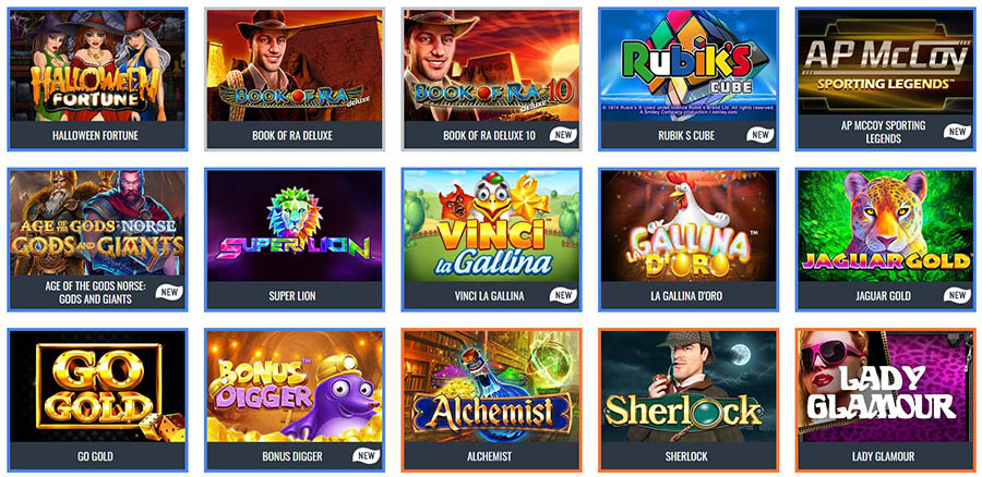 Giochi Snai Casino