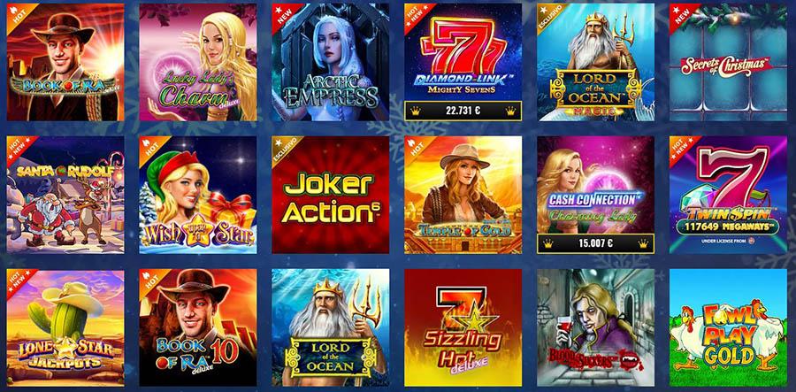 Giochi Starvegas Casino