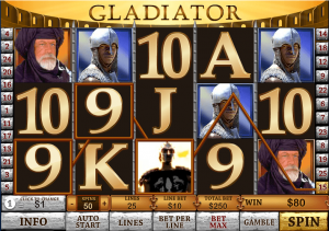 Slot Gladiator Gratis
