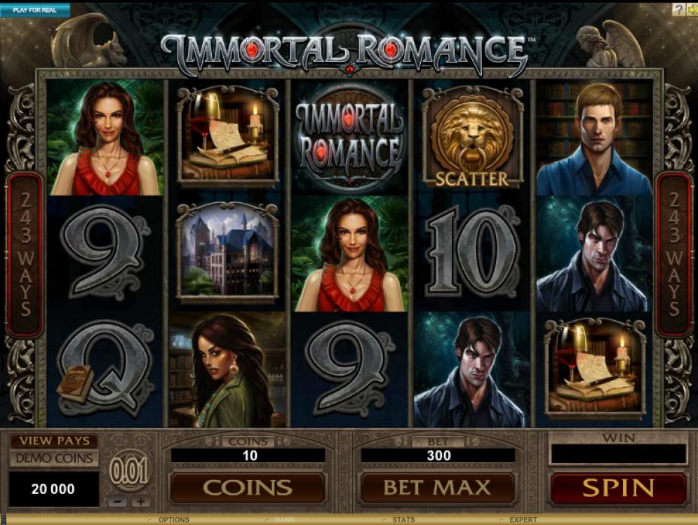 slot immortal romance