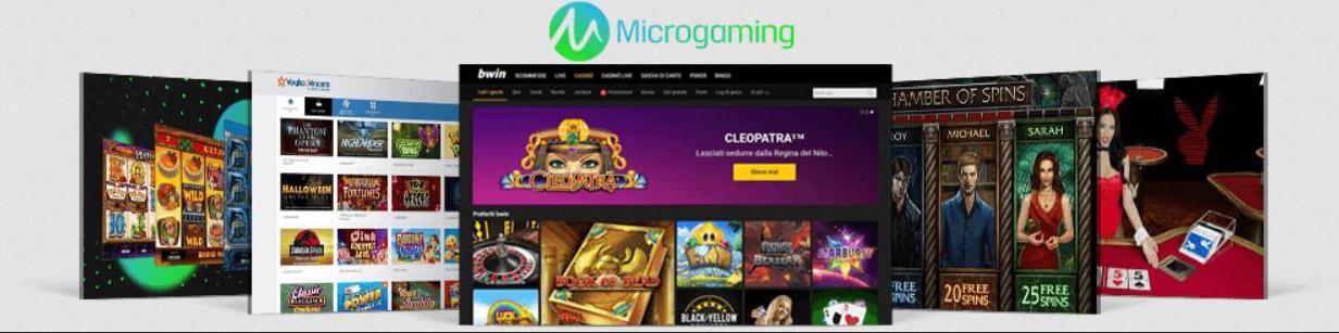 slot Microgaming online