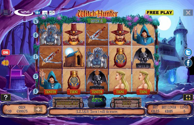 slot Witch Hunter