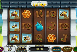 Slot Bee Frenzy Online online