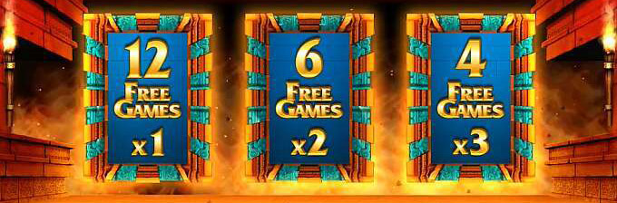 Bonus Slot Temple Of Fire