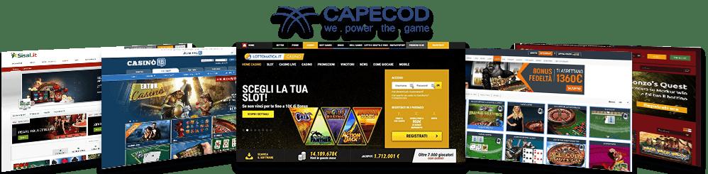 Slot Capecod Online