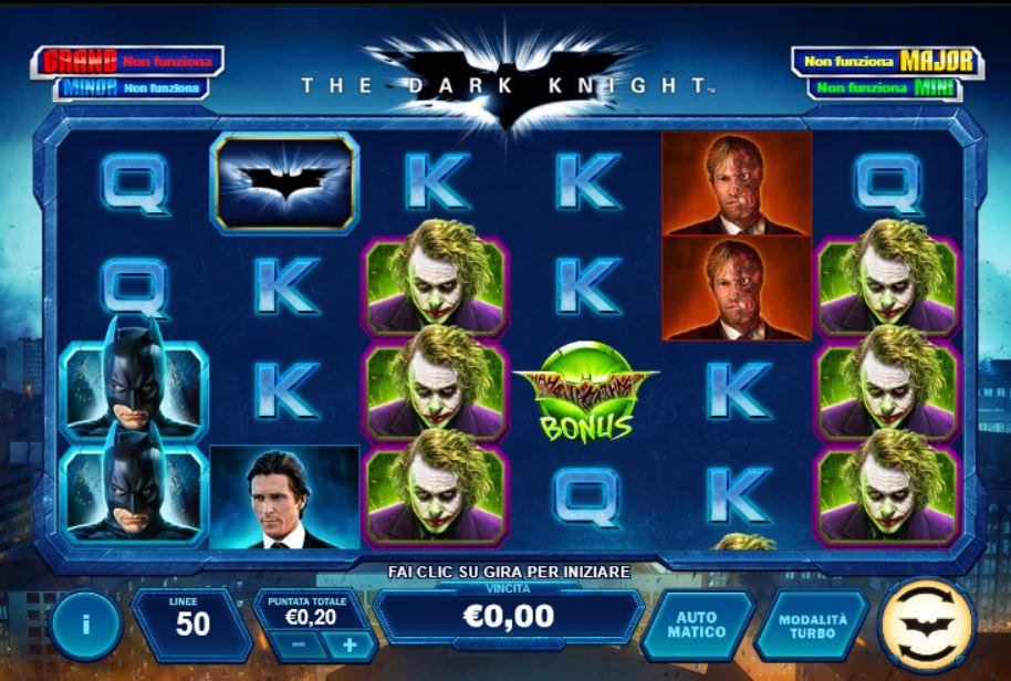 Slot The Dark Knight
