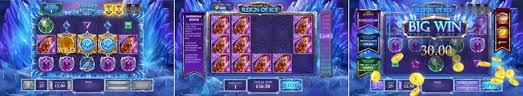 Slot Reign of Ice bonus