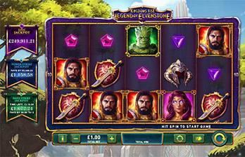 Slot Legend of Elvenstone online