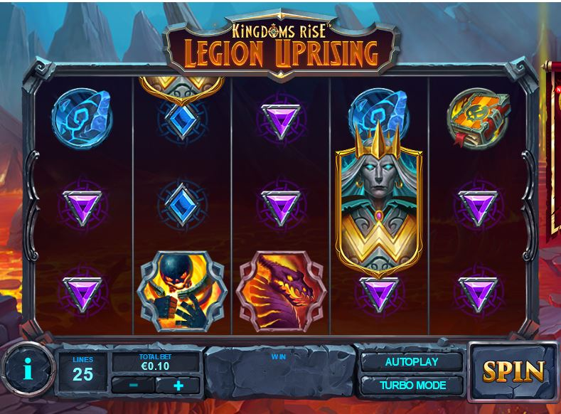 Slot Legion Uprising online