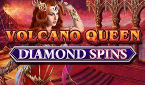 volcano queen diamonds spin