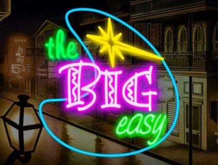 Slot The Big Easy Gratis