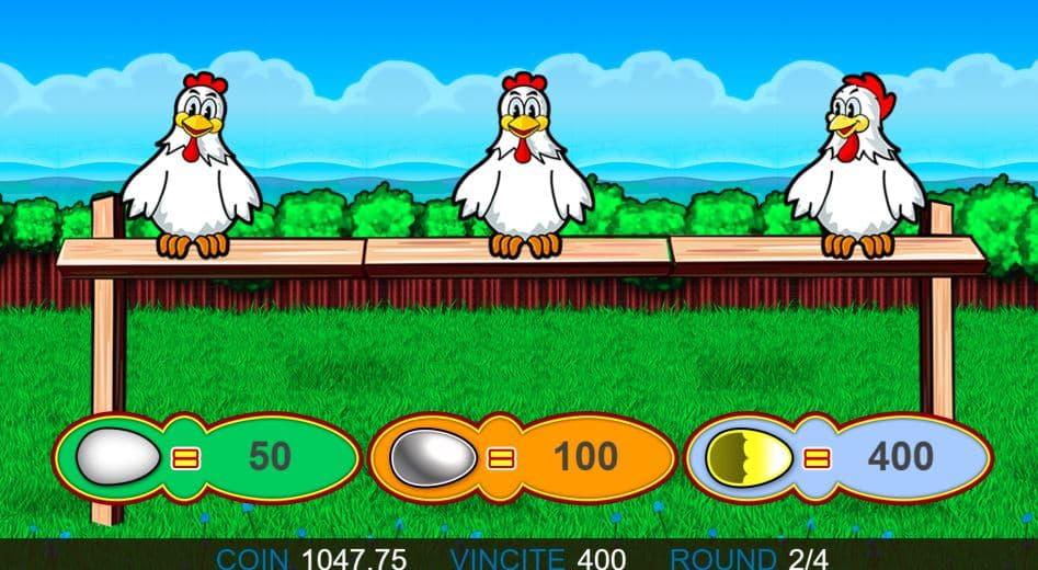 Gioco Bonus 4 Fowl Play online